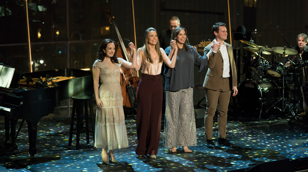 Photo Coverage: Check Out Photos of Sutton Foster & Friends at Live From Lincoln Center's STARS IN CONCERT Airing 4/20 on PBS