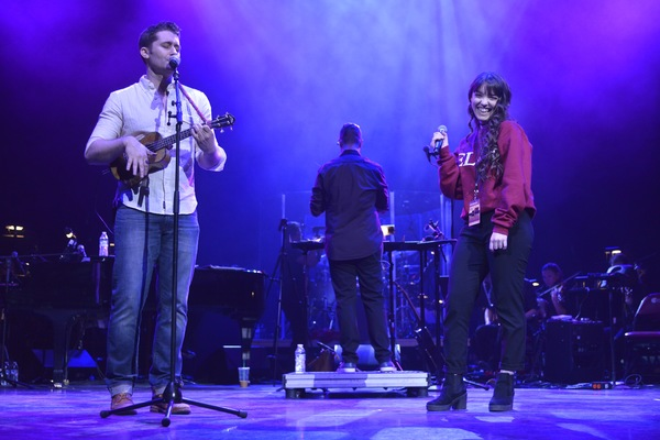 Photo Flash: Stars Shine at FROM BROADWAY WITH LOVE Benefit