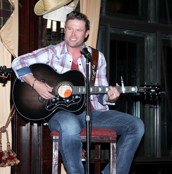 Photo Coverage: Jacob Young and Scott Reeves THE FRIARS CLUB JERRY LEWIS MONASTERY WENT COUNTRY LAST NIGHT