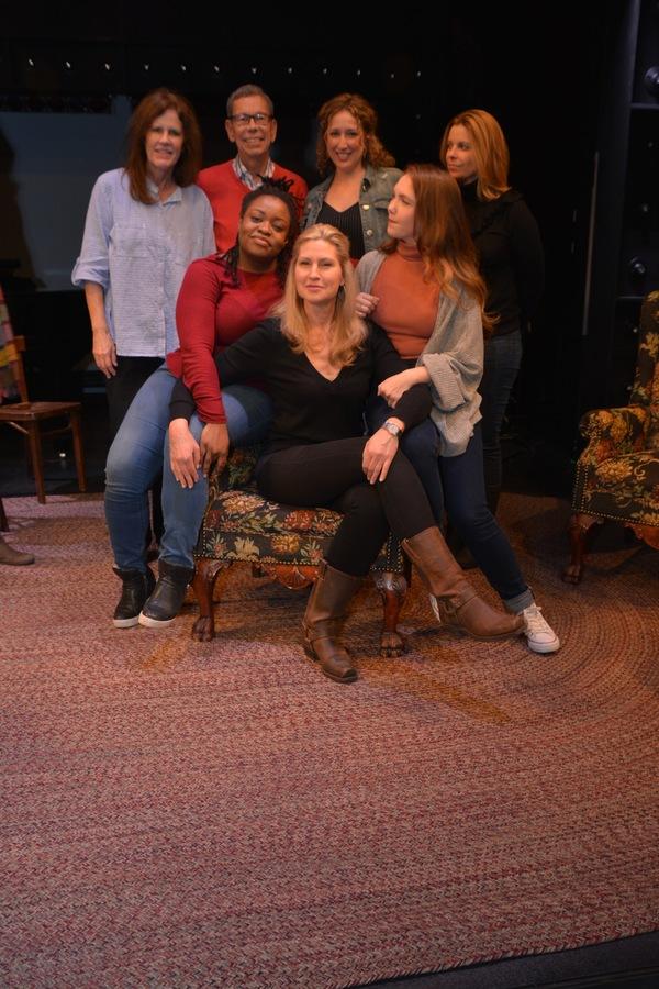 Janet Hood (Music), Bill Russell, Allyson Kaye Daniel, Luba Mason, Courtney Balan, Amy Anders Corcoran and Celeste Rose