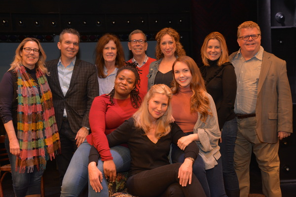 Beth Falcone, Jim Kierstead (Producer), Janet Hood (Music), Bill Russell, Allyson Kaye Daniel, Luba Mason, Courtney Balan, Celeste Rose, Amy Anders Corcoran and James Morgan