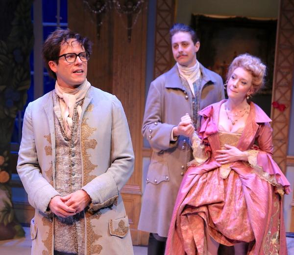 Christian Conn, Noah Averbach-Katz and Amelia Pedlow Photo