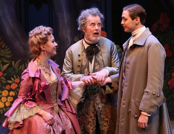 Amelia Pedlow, Adam LaFevre, and Noah Averbach-Katz Photo