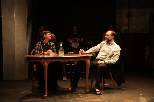 Photo Flash: La MaMa in Association with The Assembly Presents the World Premiere of SEAGULLMACHINE