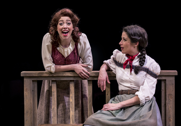 Photo Flash: First Look at OKLAHOMA! at the Marriott Theatre
