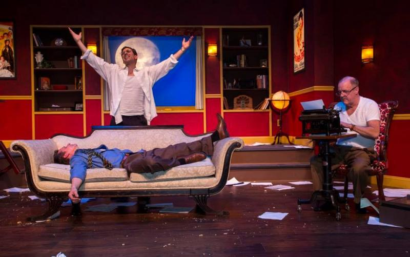 BWW Review: MOONLIGHT AND MAGNOLIAS at EAGLE THEATRE
