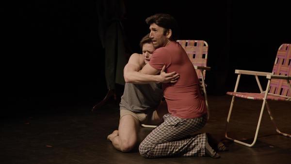 Photo Flash: World Premiere of Joe Gulla's GAY.PORN.MAFIA at the New York Live Arts Theater