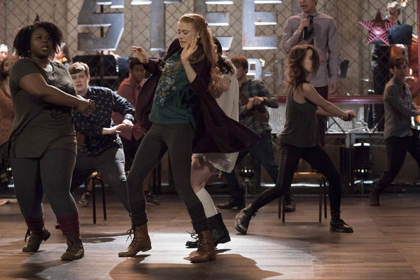 Photo Coverage: The Cast of NBC's RISE Take the Stage in Next Week's Episode