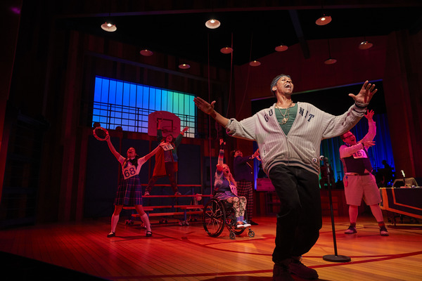 Photo Flash: Ali Stroker in Cleveland Playhouse's THE 25TH ANNUAL PUTNAM COUNTY SPELLING BEE