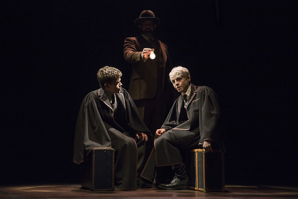 Photo Flash: From Hogwarts to Godric's Hollow - Check Out New Photos of HARRY POTTER AND THE CURSED CHILD