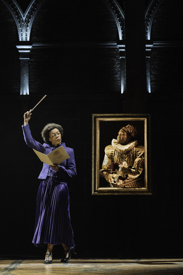 Noma Dumezweni & David St. Louis Photo Credit: Manuel Harlan Photo
