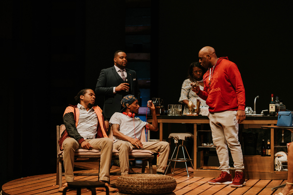 Photo Flash: First Look at BREAD at WaterTower Theatre