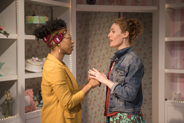 Photo Flash: First Look at THE CAKE at Rivendell Theatre Ensemble