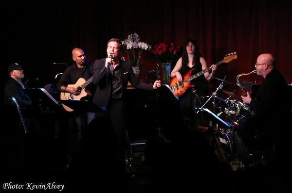 Photo Flash: Frank Wildhorn & Friends Come to BROADWAY AT BIRDLAND