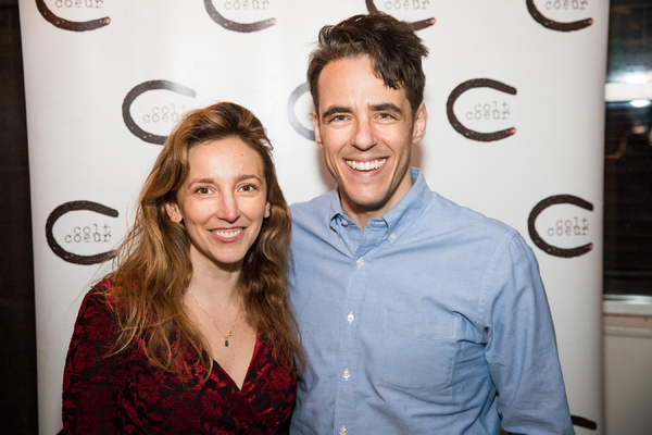 Photos: ZURICH Celebrates Opening Night Off-Broadway!