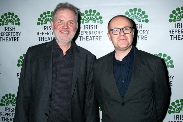 Ciaran O'Reilly, Conor McPherson