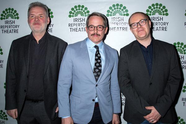 Ciaran O'Reilly, Matthew Broderick, Conor McPherson