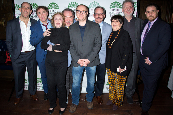 Andy Murray, Tim Ruddy, Charlotte Moore, Colin McPhillamy, Conor McPherson, Matthew Broderick, Deborah Brown, Ciaran O'Reilly, Michael Mellamphy