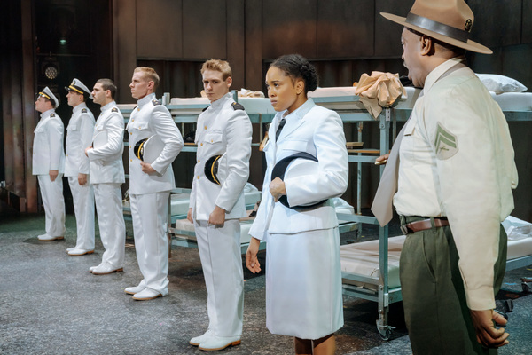 Photos: First Look at the World Premiere of AN OFFICER AND A GENTLEMAN