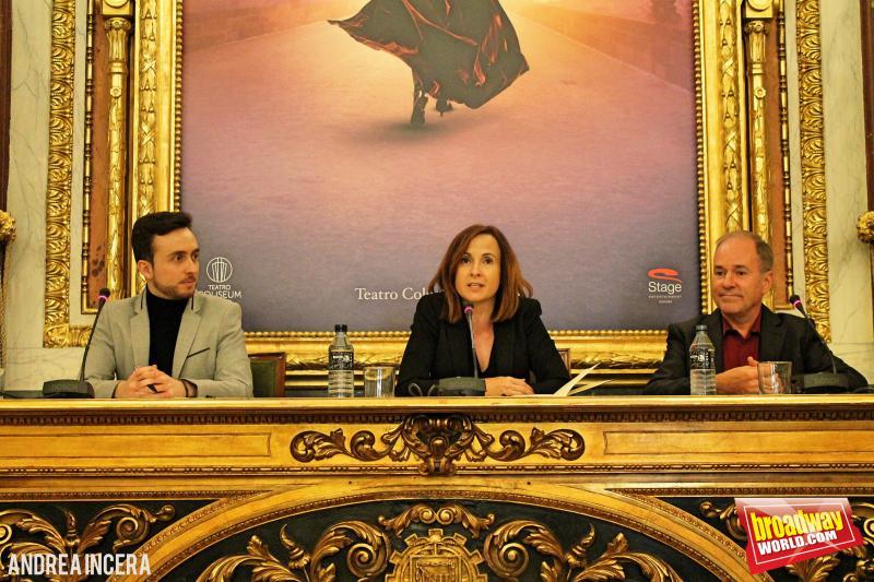PHOTO FLASH: Presentación de ANASTASIA en Madrid
