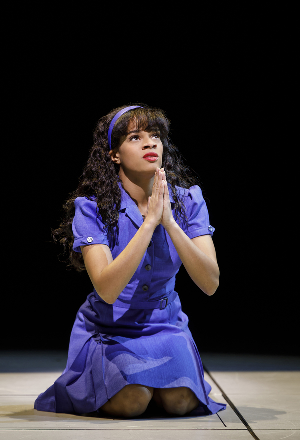 Summer: The Donna Summer Musical Production Photo