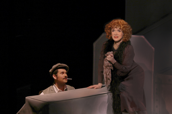 Kendal Sparks, Charles Busch