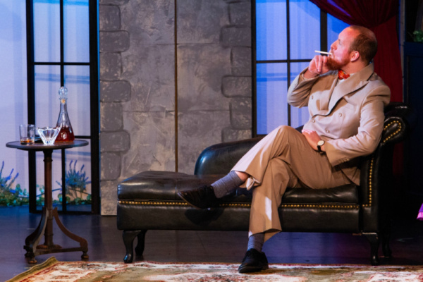 Photo Flash: Agatha Christie's THE UNEXPECTED GUEST Celebrates 60 Years