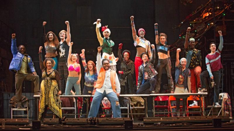 BWW Review: RENT at Saenger Theatre