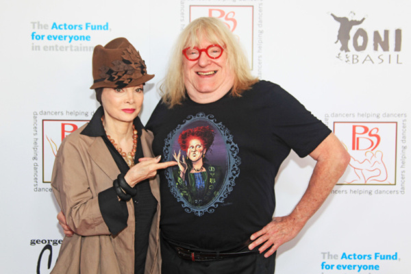 Toni Basil & Bruce Vilanch Photo