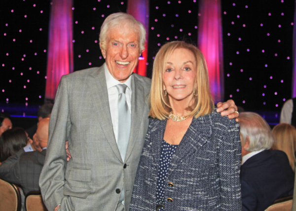 Dick Van Dyke & PDS Chairman, Joni Barry