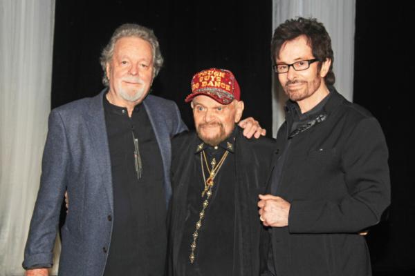 Russ Tamblyn, David Winters & George Chakiris Photo