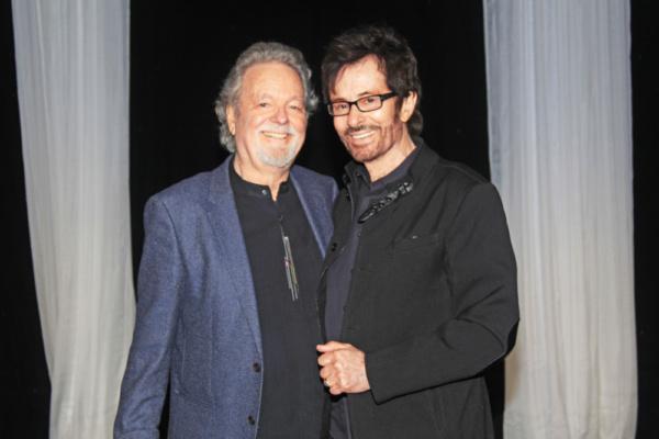 Russ Tamblyn & George Chakiris Photo