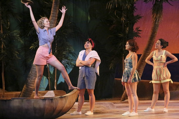 Photo Flash: First Look at SOUTH PACIFIC at La Mirada Theatre