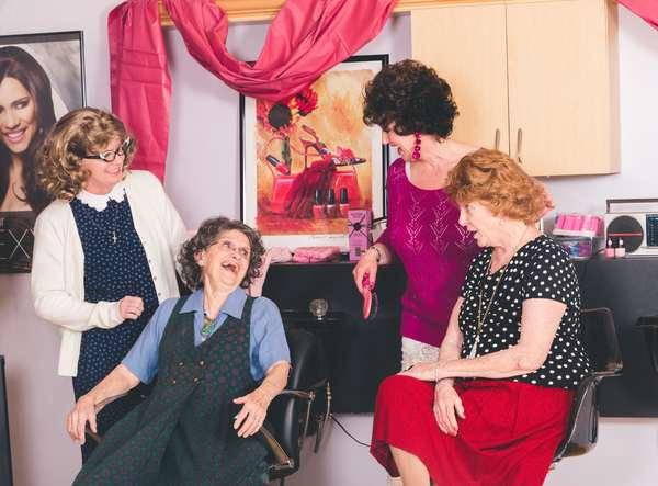 Jill Savoie, Carole Taylor, Kara Bechtel, Barbara Bellows- Terranova Photo