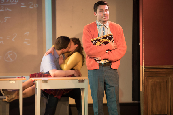 Photo Flash: First Look at the Off-Broadway Premiere of IT CAME FROM BEYOND