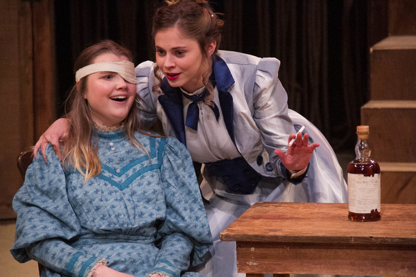 Photo Flash: EgoPo Classic Theater Presents LYDIE BREEZE TRILOGY