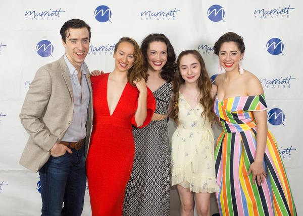 Photo Flash: Marriott Theatre Celebrates Opening Night of OKLAHOMA!