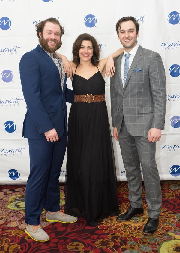 Shea Coffman, Jennie Sophia, Brandon Springman