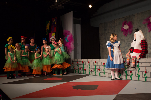 Photo Coverage: First look at Hilliard Arts Council's ALICE IN WONDERLAND