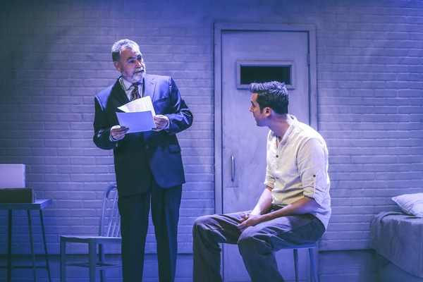 Photo Flash: First Look at THE PILLOWMAN at Tacoma Little Theatre