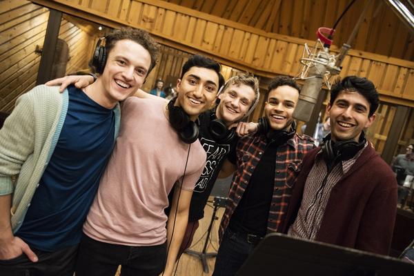 Iain Young, Nikhil Sabo, Ben Cook, Chris Medlin, and Cheech Manohar
