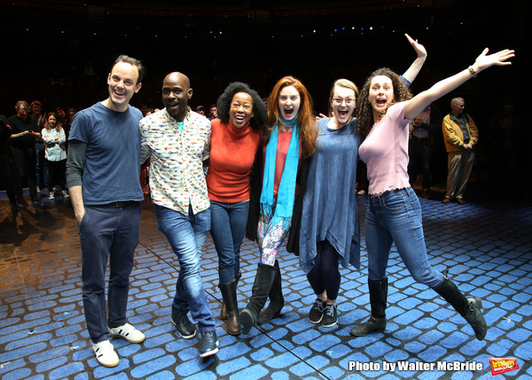 Harry Hadden-Paton, Christopher Faison, JoAnna Rhinehart, Kate Marilley, Kerstin And Photo