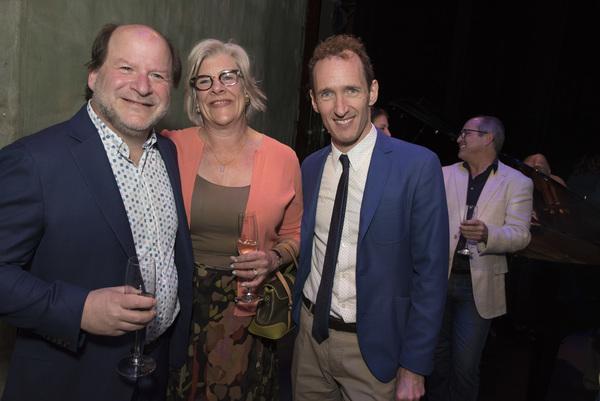Michael Sokolove, Ann Gerhart, and Jeffrey Seller
