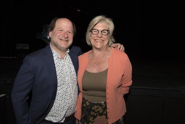 Photo Flash: Bucks County Playhouse Honors RISE Inspiration Lou Volpe