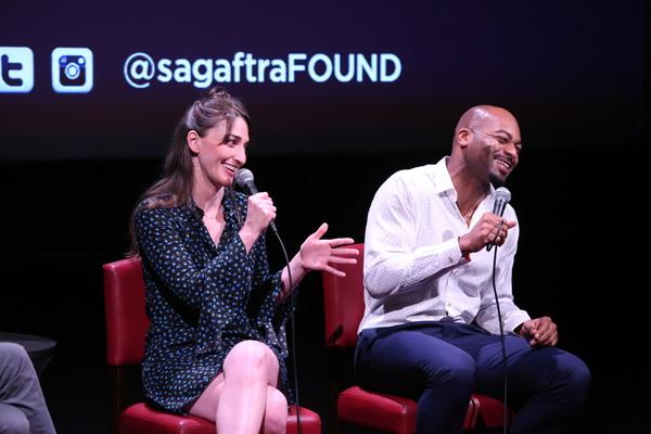 Photo Flash: Sara Bareilles and Brandon Victor Dixon Host JESUS CHRIST SUPERSTAR LIVE! Screening and Q&A