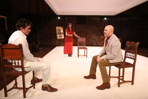 Photo Flash: Classic Stage Company Presents Tennessee Williams' SUMMER AND SMOKE