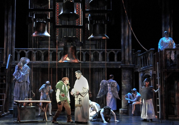 Photo Flash: 5-Star Theatricals Presents the Thousand Oaks Premiere of THE HUNCHBACK OF NOTRE DAME
