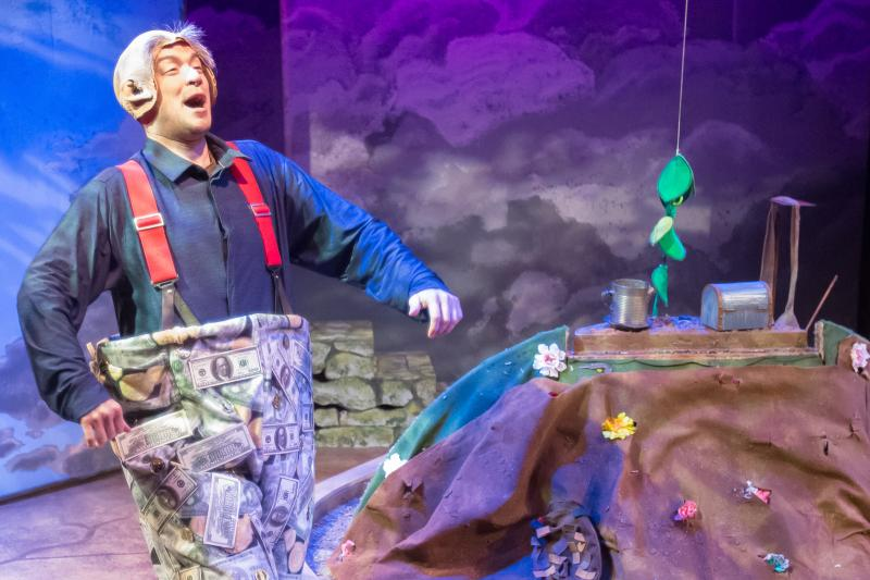 BWW Review: JACK AND THE BEAN MAGICO at The Coterie