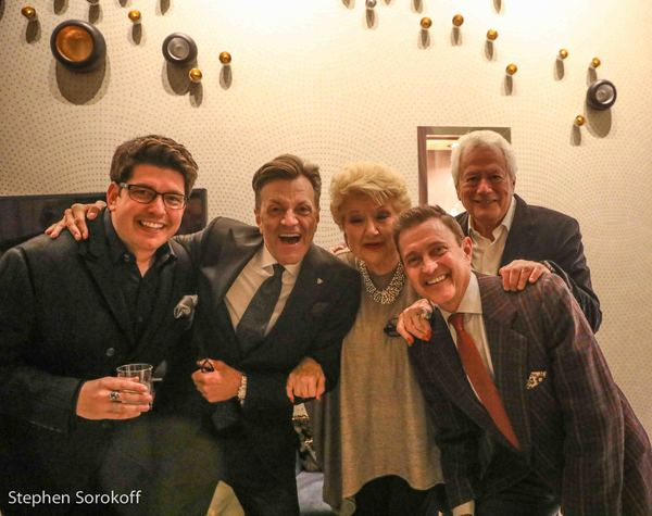 Photo Coverage: Marilyn Maye Celebration Continues at Feinstein's/54 Below and with a Special Silver After Party
