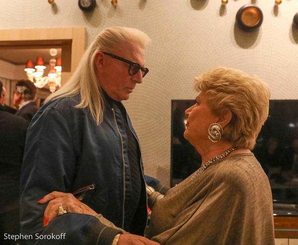 Ron Abel & Marilyn Maye